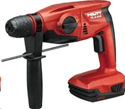 Rental store for TE 2-A18 Cordless Hammer Drill in Boston MA