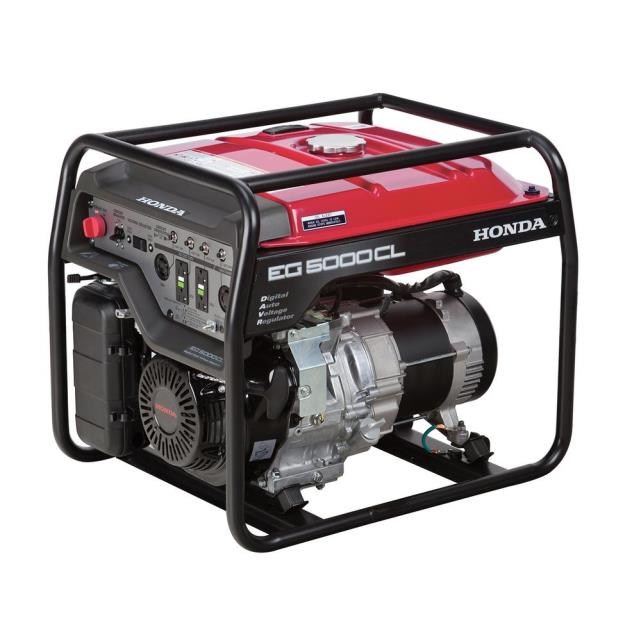 Where to find Honda Portable Generator 4500W in Boston