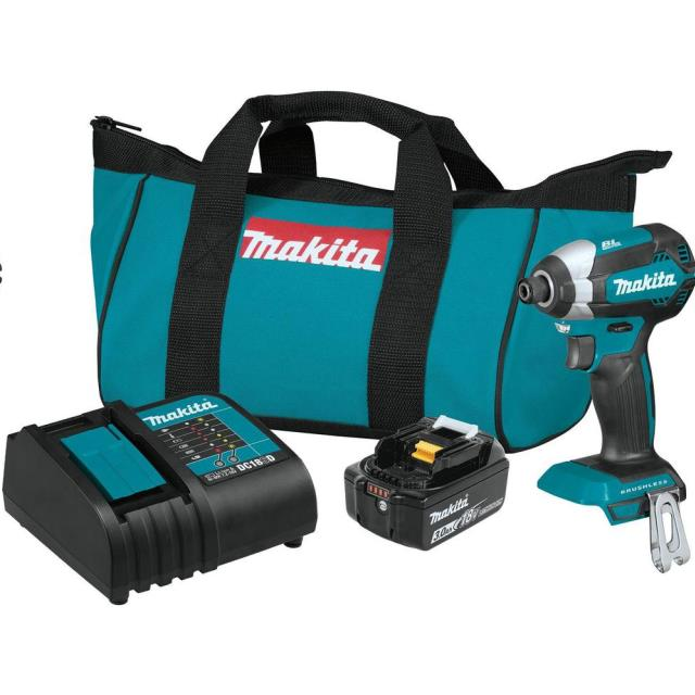 Where to find 18V Brushless Cordless Impact Driver Kit in Boston