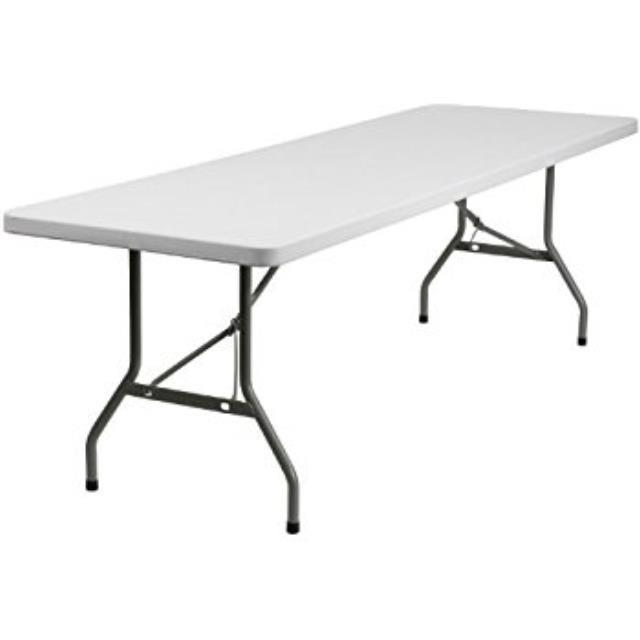 Rent Plastic Folding Table