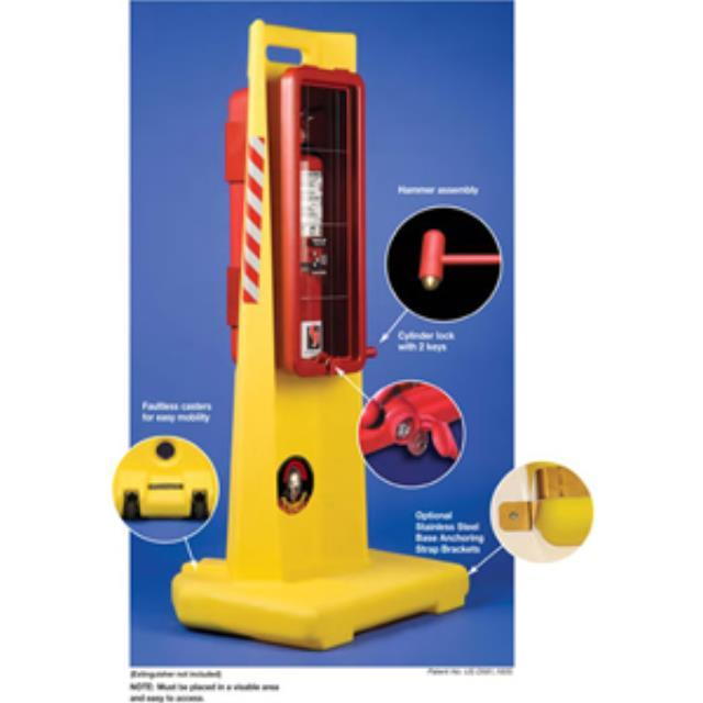 Rent Portable Fire Extinguisher Stand